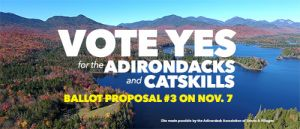 Vote Yes for the Adirondacks