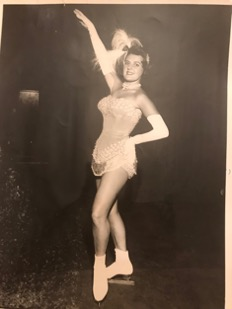 Joan Taylor Podres in The Follies (Podres Collection)